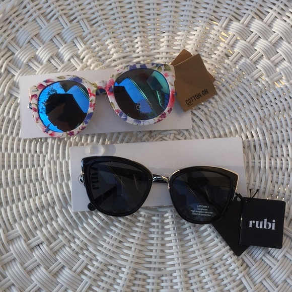 8e51acdd2a06 😎NWT Too Cool Bundle of 2 Pairs Sunglasses 😎